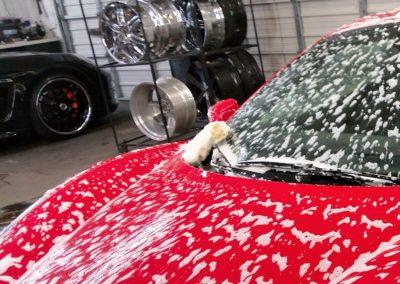 Ferrari458 wash2